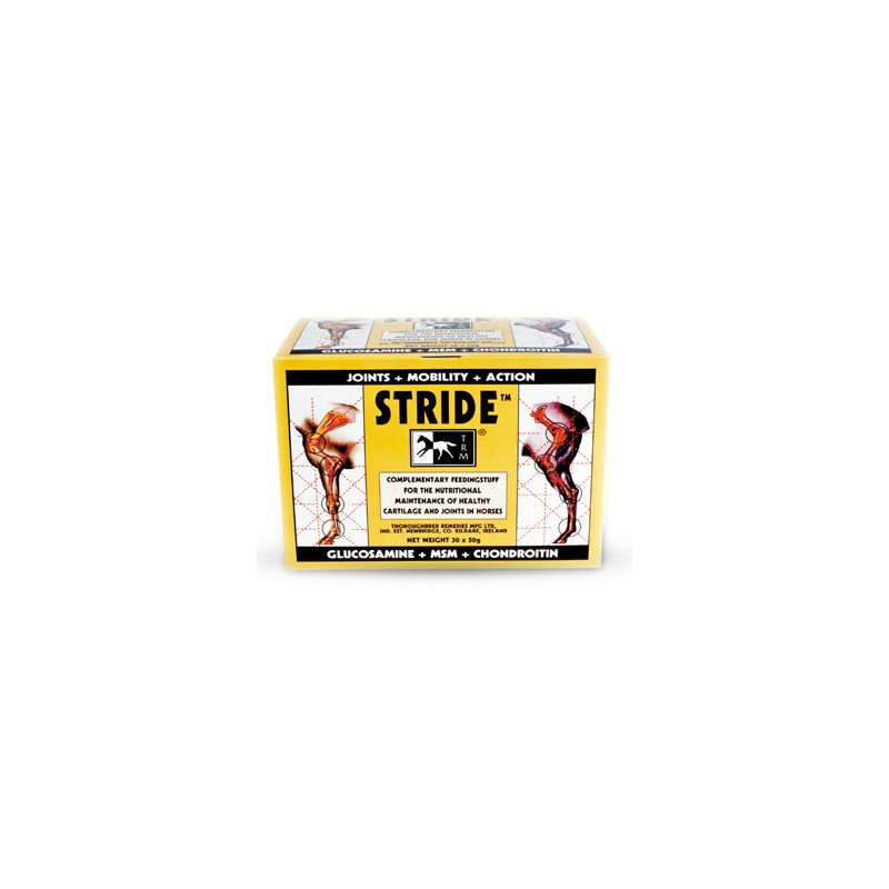 STRIDE 30X50 GR