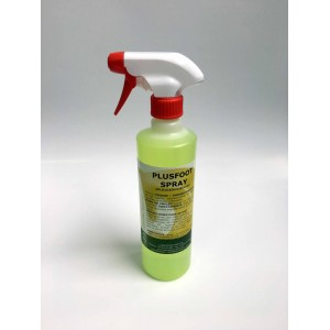 PLUSFOOT SPRAY 500 ML.