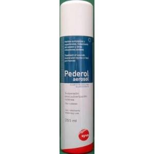 PEDEROL AEROSOL 250ML