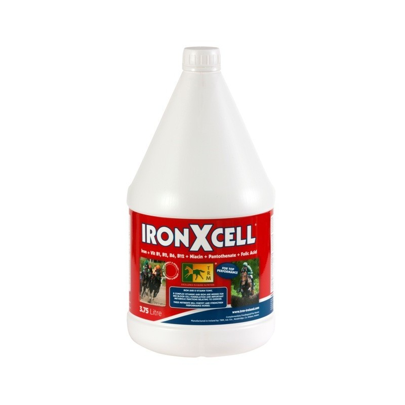 IRON X CELL 3.75L.