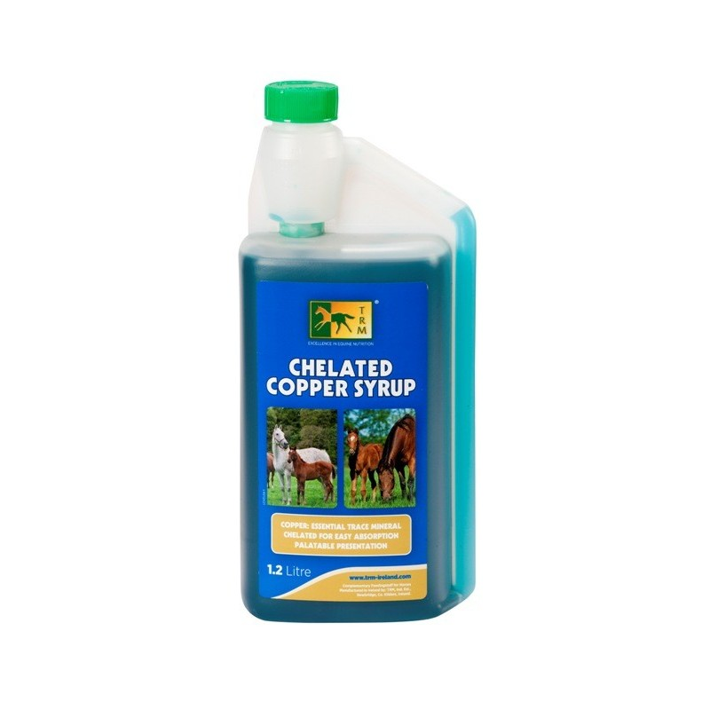 CHELATED COPPER SYRUP 1,2L