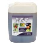 PREMIUM LINSEED OIL 20 L. ACEITE DE LINAZA