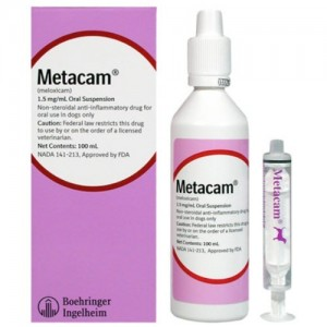 METACAM SUSP.ORAL 1,5MG/ML 100ML