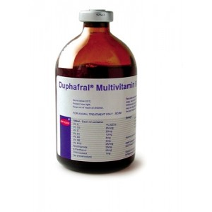 DUPHAFRAL MULTI 100ML INY. *