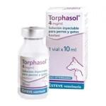 TORPHASOL 10MG/ML INY. 20ML