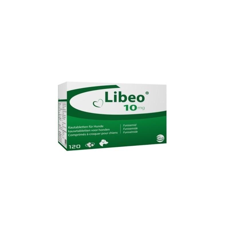 LIBEO 10MG 120COMP