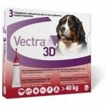 PIPETAS VECTRA 3D XL MAS DE 40KG. 3PIP