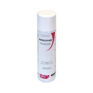 AEROFAR SPRAY 250ML