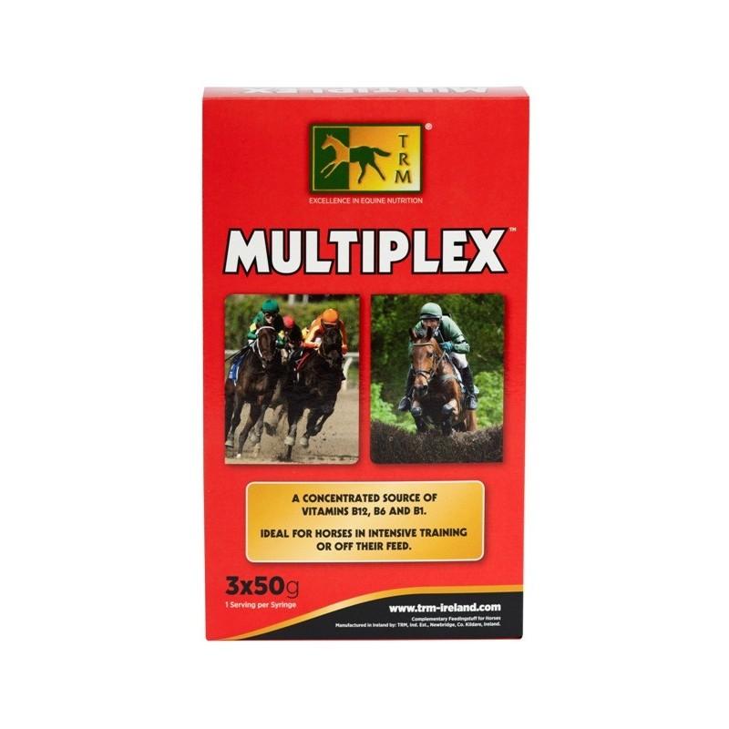 MULTIPLEX SUPER SYRINGE 3X50GR. VIT. B.