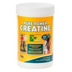 PURE POWER CREATINE 1KG.