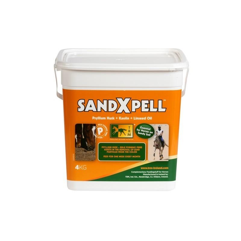SANDXPELL PELLETS 4KG