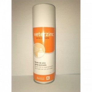 VETERZINC SPRAY POMADA 200ML