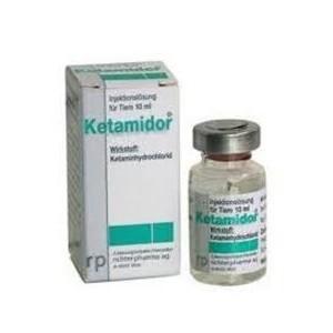 KETAMIDOR 100MG/ML 50ML