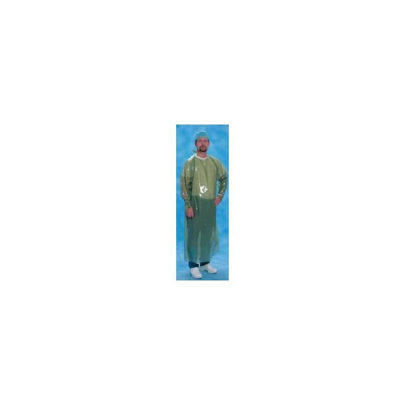 BATA PLASTIFIC.KRUSSE C/MANGA VERDE T/UNIC