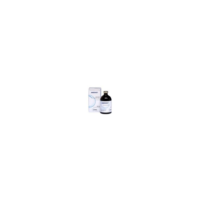 ANESVET 100ML (XILOCAINA 100ML)