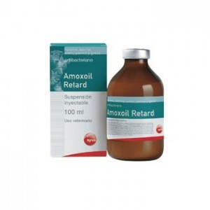 AMOXOIL RETARD 100ML