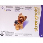 STRONGHOLD PERRO 30MG.3 PIPETAS (2,6-5,0KG)