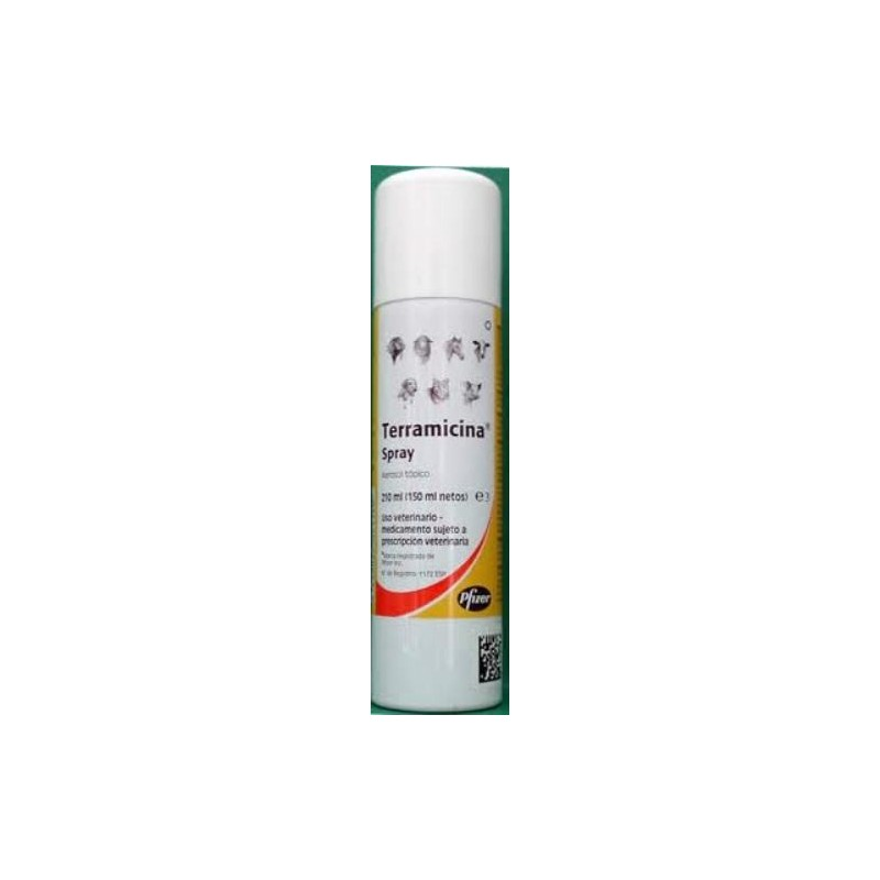 TERRAMICINA SPRAY 150 ML