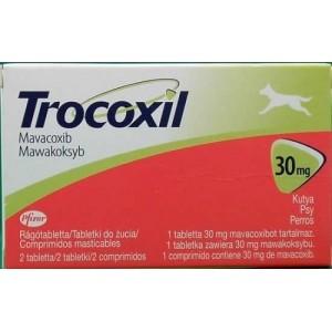 TROCOXIL 30MG 2COMP.