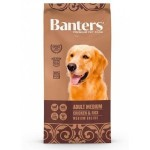 PIENSO PERRO BANTERS ADULT CHICKEN & RICE 15KG