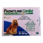 FRONTLINE COMBO SPOT PERR.10-20KG.6 PIPETAS