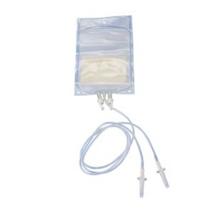 BOLSA TRANSFUSION SIMPLE CPD-A 450ML X10 UD