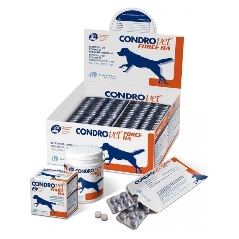 CONDROVET FORCE HA 240COMP