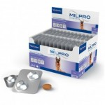 MILPRO PERRO 125/125MG 48COMP
