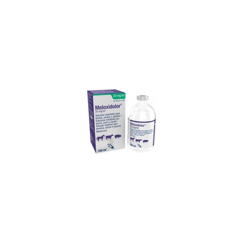 MELOXIDOLOR 20MG/ML 100ML