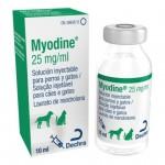 MYODINE 25MG/ML 10ML