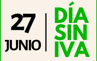 DÍA SIN IVA - Blog